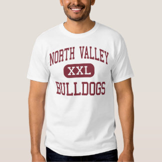 North Valley - Bulldogs - Continuation - Anderson T Shirt