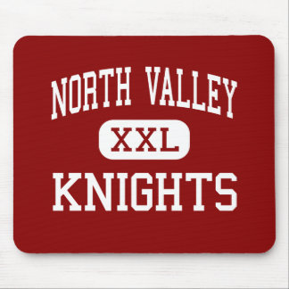 North Valley - Knights - High - Grants Pass Oregon Mouse Pad