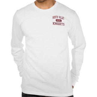 North Valley - Knights - High - Grants Pass Oregon Shirt
