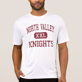 North Valley - Knights - High - Grants Pass Oregon T-shirts