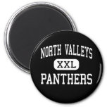 North Valleys - Panthers - High - Reno Nevada Magnet