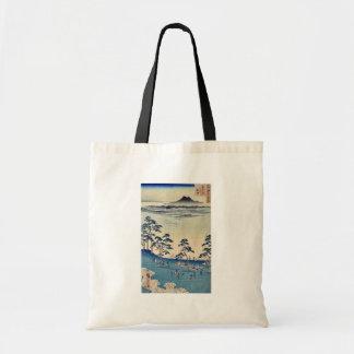North view from Asukayama by Ando,Hiroshige Bags