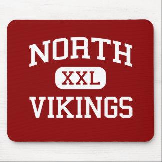 North - Vikings - Middle School - Joplin Missouri Mouse Pad