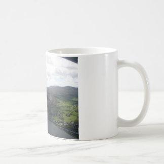 North Wales Classic White Coffee Mug