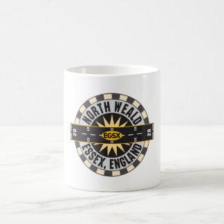 North Weald Essex England EGSX Airport Coffee Mug