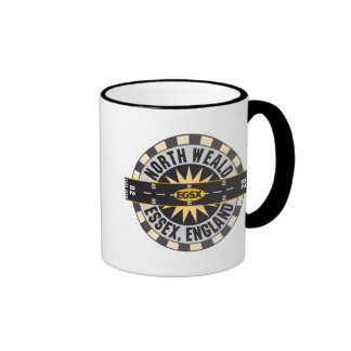 North Weald Essex England EGSX Airport Ringer Mug