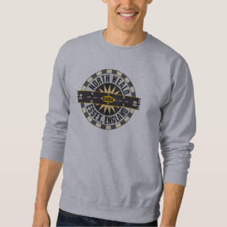 North Weald Essex England EGSX Airport Sweatshirt
