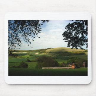 North Wessex Downs Mouse Pad