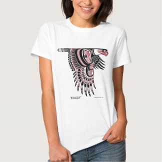 North West Coast Native Eagle T-shirt