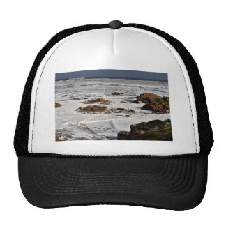 NORTH WEST COAST TASMANIA AUSTRALIA TRUCKER HAT