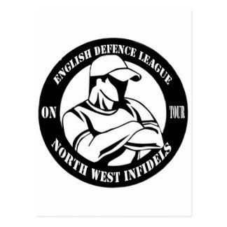 North West Infidels Postcard