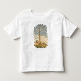 North-west view of Fonthill Abbey (w/c on paper) Tee Shirt