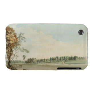 North West View of Wakefield Lodge in Whittlebury Case-Mate iPhone 3 Case
