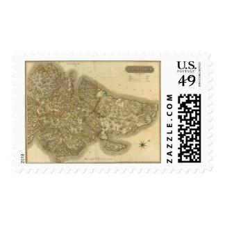 North Western Isles Stamp