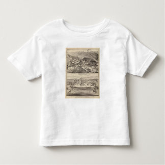 North Western Mills of Hersey, Minnesota Tee Shirts