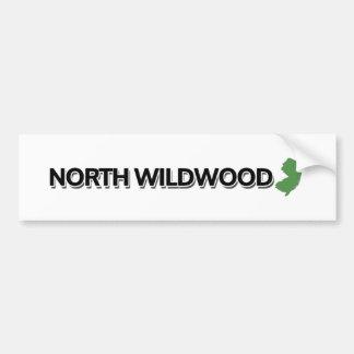 North Wildwood, New Jersey Bumper Sticker