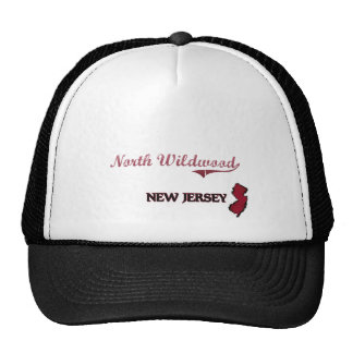 North Wildwood New Jersey City Classic Hats