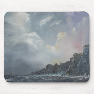 North wind pictures mouse pad