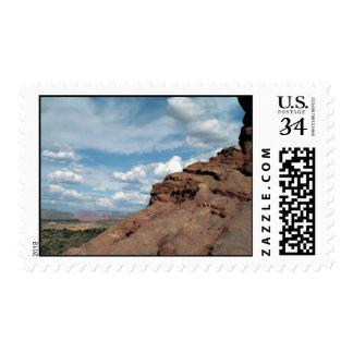 North Window Arch – Medium stamp