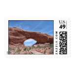 North Window- Arches National Park Stamp