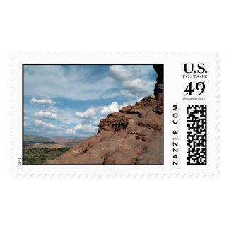 North Window – Large stamp