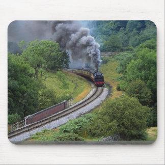 North Yorkshire amarra el ferrocarril, Inglaterra Alfombrillas De Ratón