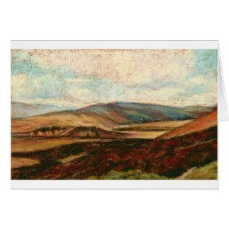 North Yorkshire Moors Greeting Card
