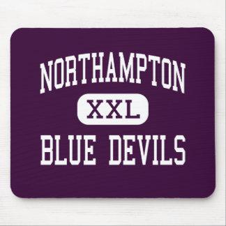 Northampton - Blue Devils - High - Northampton Mouse Pad