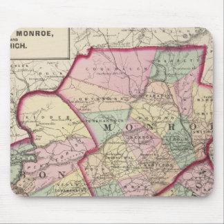 Northampton, Carbon, Monroe, Lehigh counties Mouse Pad