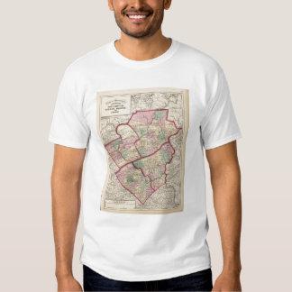 Northampton, Carbon, Monroe, Lehigh counties T Shirt