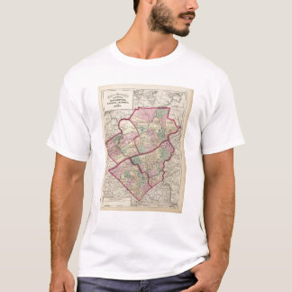 Northampton, Carbon, Monroe, Lehigh counties T-Shirt
