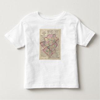 Northampton, Carbon, Monroe, Lehigh counties Toddler T-shirt