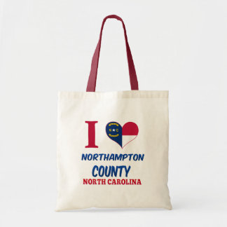 Northampton County, North Carolina Canvas Bags