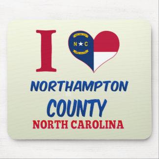 Northampton County, North Carolina Mouse Pad