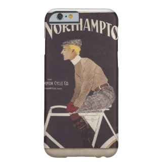 Northampton Cycle Co. Vintage Poster Barely There iPhone 6 Case