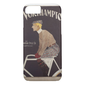 Northampton Cycle Co. Vintage Poster iPhone 7 Case