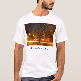 Northampton Downtown Lights T-Shirt