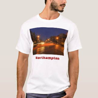 Northampton Downtown Twilight T-Shirt