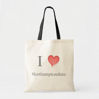 northamptonshire tote bag