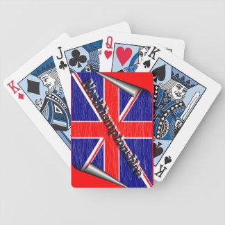 northamptonshire cartas de juego