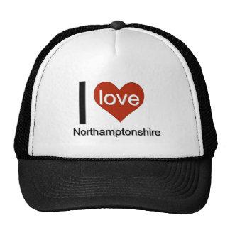Northamptonshire Gorras
