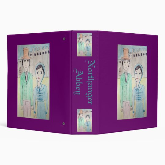 Northanger Abbey 2 Binder