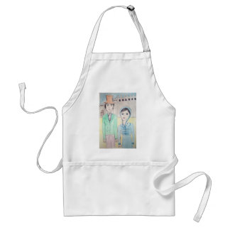Northanger Abbey Adult Apron