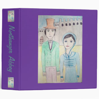 Northanger Abbey Binder