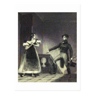 Northanger Abbey - Jane Austen Postcards