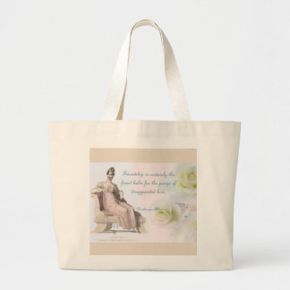 Northanger Abbey Large Tote Bag
