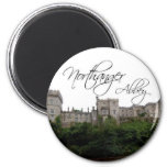 northanger abbey magnet