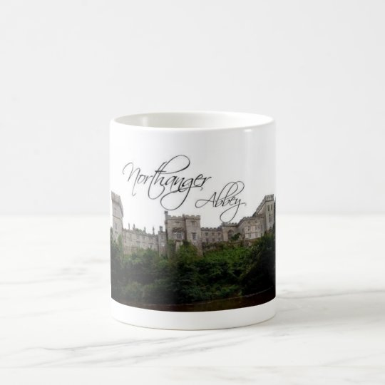 Northanger Abbey Mug