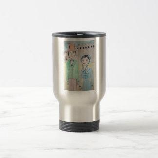 Northanger Abbey Travel Mug
