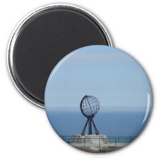 Northcut 2 Inch Round Magnet